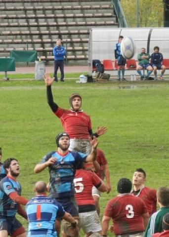 Rugby - La 5a giornata in C2 (inserita in galleria)