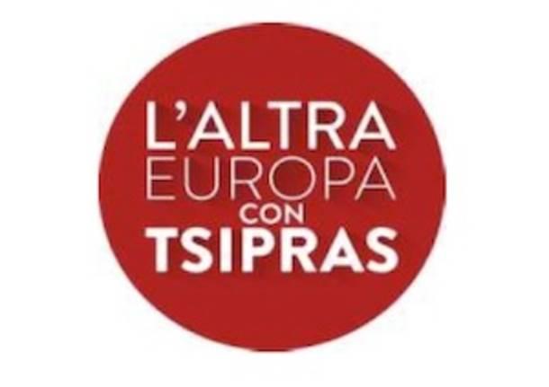 tsipras l'altra europa