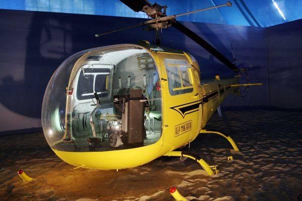 Volandia, elicotteri e molto altro (inserita in galleria)