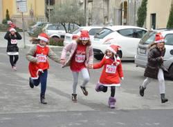 Anche a Bizzozero Babbo Natale va di corsa (inserita in galleria)