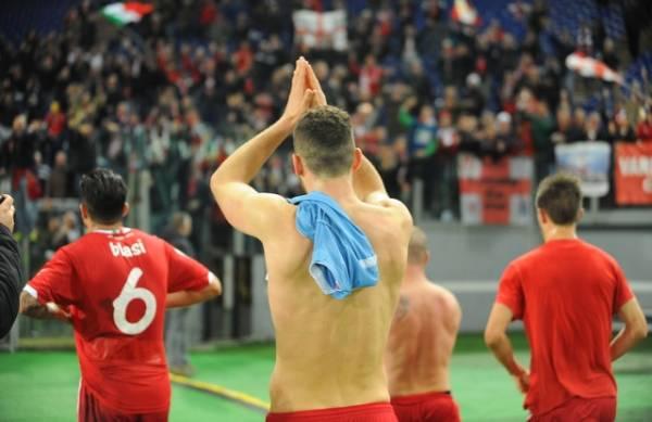 Coppa Italia: Lazio - Varese 3-0 (inserita in galleria)