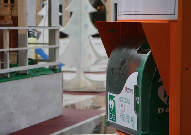 defibrillatore piazza san giovanni busto arsizio