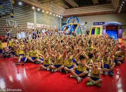 festa natale 2014 robur et fides minibasket