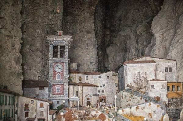 Il presepe del Sacro Monte (inserita in galleria)