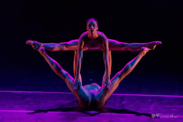 In evolution, lo spettacolo del physical theatre a Varese (inserita in galleria)