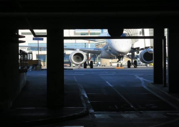 Malpensa, le piste e il cuore nascosto dell'aeroporto (inserita in galleria)