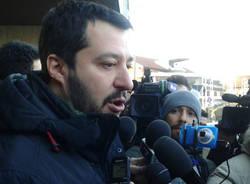 Matteo Salvini alla Franco Tosi (inserita in galleria)