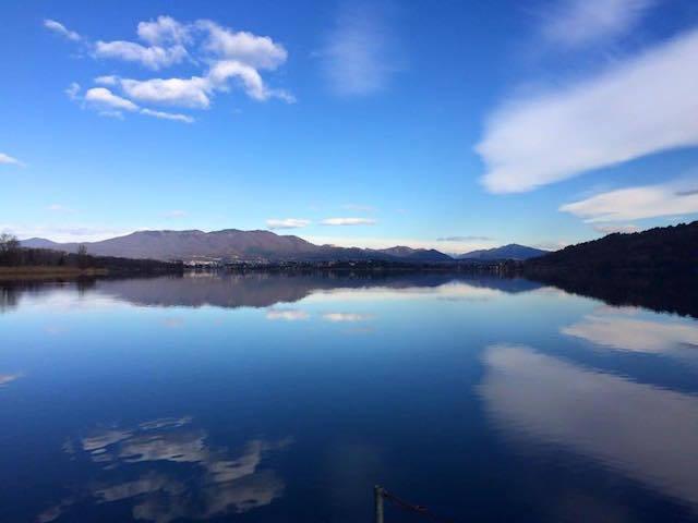 Mercallo, il mio lago