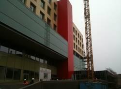 Nel cantiere del nuovo Del Ponte (inserita in galleria)
