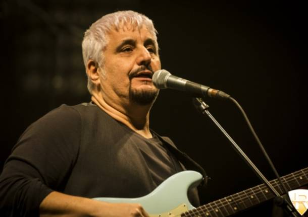 Pino Daniele in concerto al Forum di Assago (inserita in galleria)