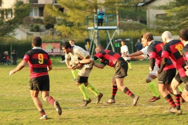 Rugby, Varese vince a Lainate (inserita in galleria)