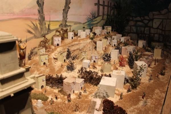 Tutto pronto per il grande presepe vivente di Venegono (inserita in galleria)