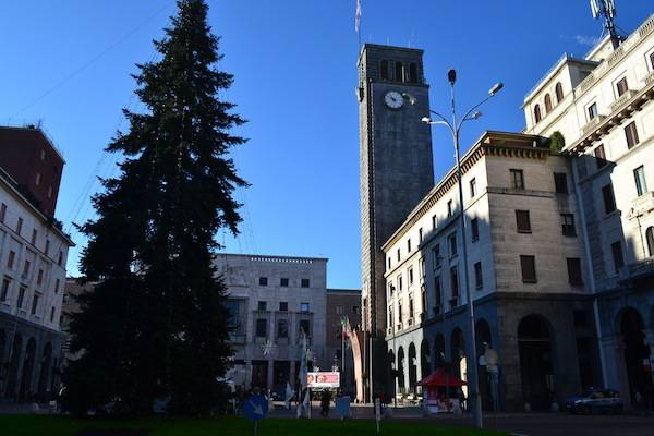 Ultimo weekend natalizio a Varese (inserita in galleria)