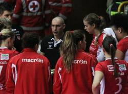 Volley: Uyba - Piacenza (inserita in galleria)