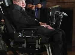Anteprima al Miv del film su Hawking (inserita in galleria)