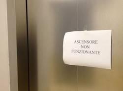 ascensore gallarate apertura