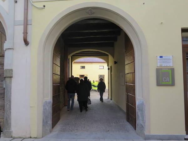 BICA - La nuova biblioteca di Carnago (inserita in galleria)