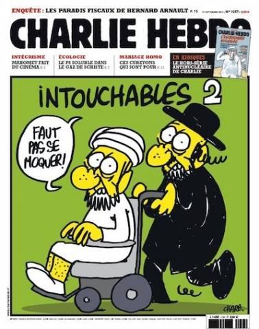 Charlie Hebdo gli intoccabili (per gallerie fotografiche)