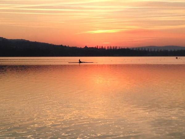 Cinquanta sfumature di un tramonto (inserita in galleria)