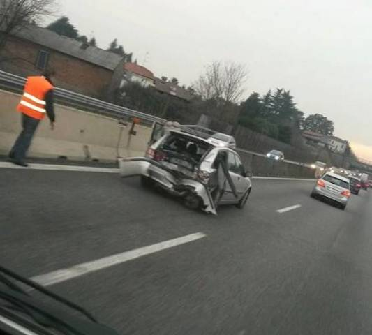 Incidente fra Legnano e Castellanza (inserita in galleria)