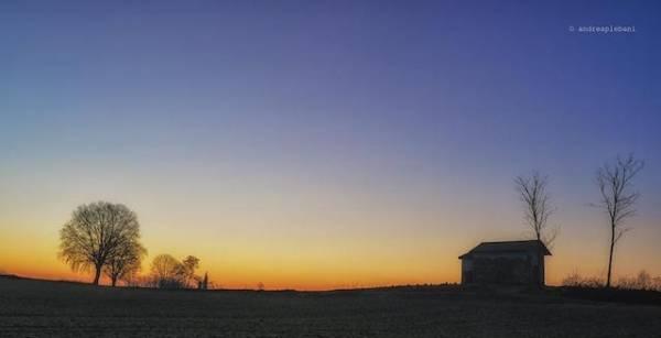 L'alba del nuovo anno (inserita in galleria)