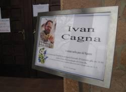 L'ultimo saluto a Ivan Cagna (inserita in galleria)