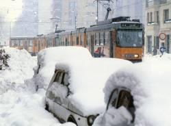 La grande nevicata del 1985 (inserita in galleria)