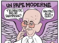 Le copertine dissacranti di Charlie Hebdo  (inserita in galleria)