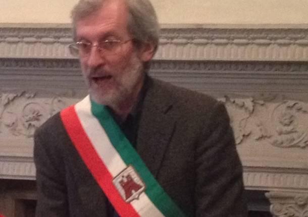 Luciano porro sindaco saronno