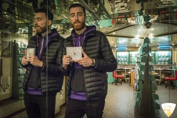 """Mecna a Varese con il nuovo disco """"Laska""""  (inserita in galleria)"""