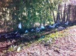 mornera rifiuti degrado