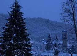 Neve nel Luinese (inserita in galleria)