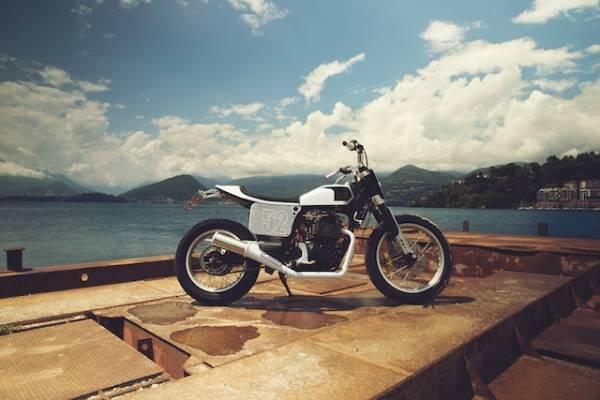 Plan B Motorcycles e l'arte della motocicletta (inserita in galleria)