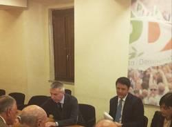 Renzi, consultazioni per il Quirinale (inserita in galleria)
