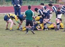 Rugby - Tradate a valanga, Malpensa ko di misura (inserita in galleria)