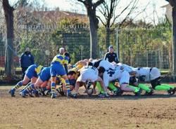 Rugby - Ultima di andata in C2 (inserita in galleria)