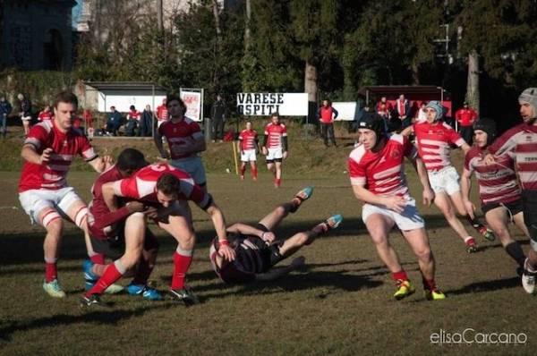 Rugby Varese - Cernusco 43-12 (inserita in galleria)