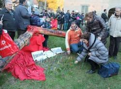Siamo tutti matite, manifestazione a Villa Inzoli (inserita in galleria)