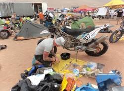 Toia ce l'ha fatta: ha concluso la Dakar (inserita in galleria)