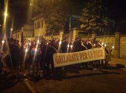Tremila in marcia per la pace (inserita in galleria)