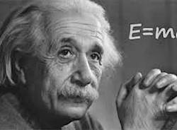 Tutto Einstein nella rete (inserita in galleria)