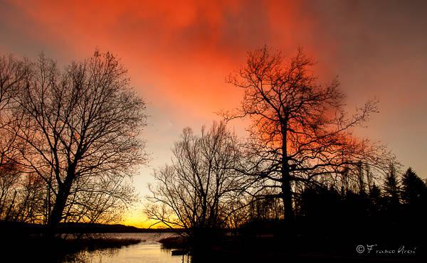 Una splendida alba (inserita in galleria)