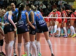 Unendo Yamamay - Dinamo Mosca 2-3 (inserita in galleria)