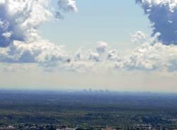 veduta panorama sacro monte milano (per gallerie fotografiche)