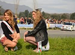 alexia cunico erika ambesi miss rally dei laghi