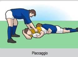 Alla scoperta del rugby: il placcaggio (inserita in galleria)