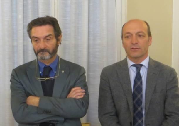 attilio fontana gunnar vincenzi appello per varese 1910 calcio febbraio 2015