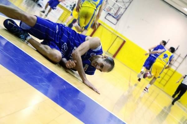 Basket, Gazzada - Saronno 67-73 (inserita in galleria)
