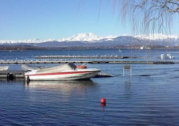 canottieri varese lago