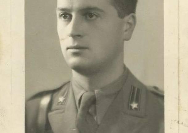 capitano Giuliano Nicolini, di Stresa